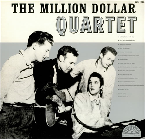 Million Dollar Quartet Sun Diner